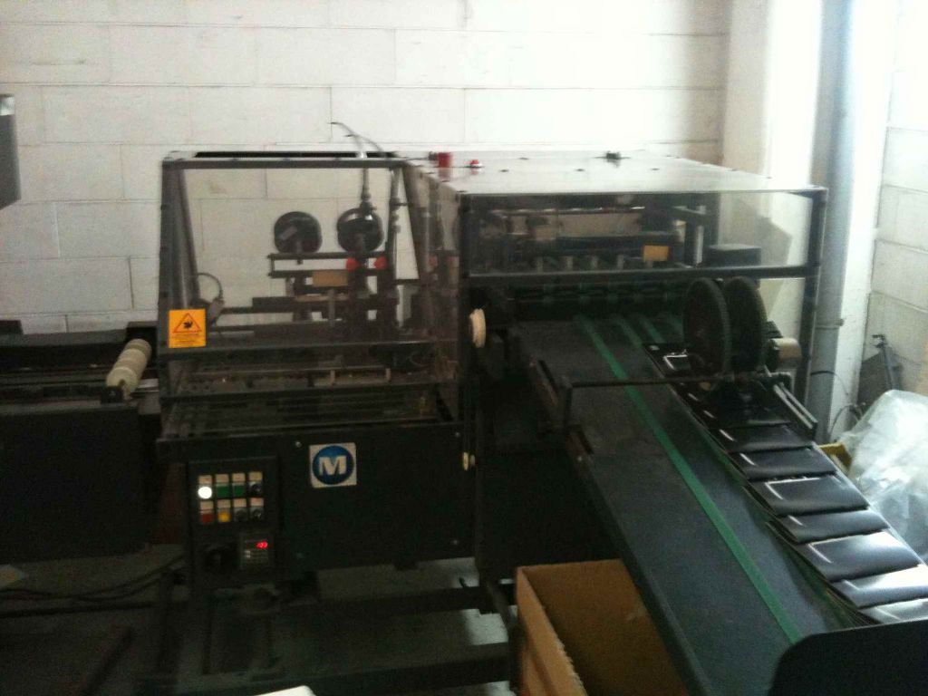 used machine LACONDA-GS-SPEED-1997