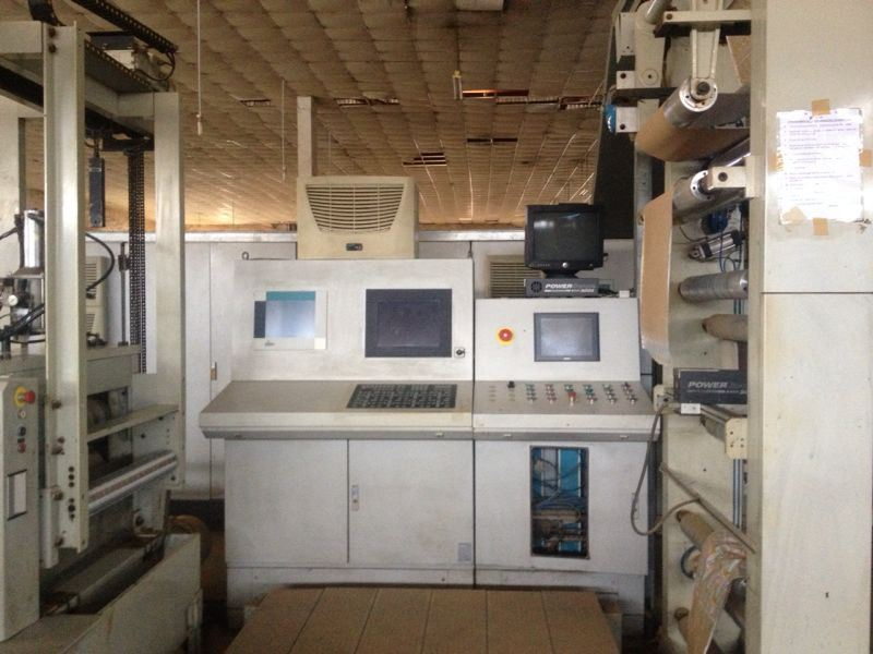 used machine DCM-BIVA-2006