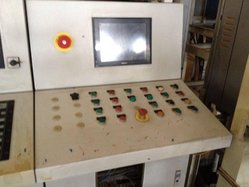 used machine DCM-BIVA-2006