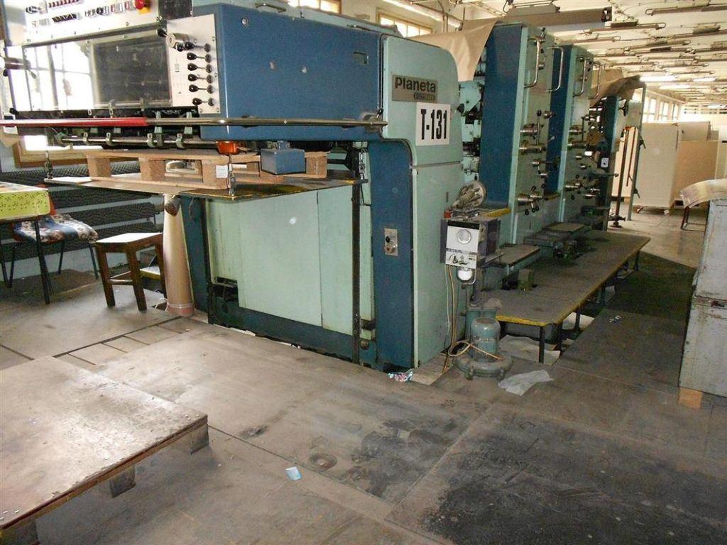 Availability :immediate coci-sanet полиграфическое оборудование, принтеры, печатные машины, прессы